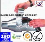 Base de l'eau Retardance de flamme de l'acrylique ruban en aluminium