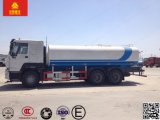 camion dello spruzzatore della via del serbatoio di acqua di 20cbm Sinotruk HOWO 6X4