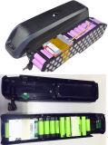 Pacchetto popolare della batteria di litio della E-Bici 48V14ah Downtube di disegno nella fabbrica reale della batteria della Cina
