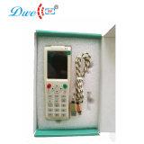 Duplicadora Handheld Cloner da copiadora do cartão do escritor de RFID com freqüência de Em4100 125kHz 13.56MHz