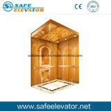 기계 Roomless 미러 스테인리스 전송자 엘리베이터 또는 상승