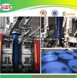 200 리터 250L 파란 플라스틱 물통 화학 드럼 중공 성형 기계