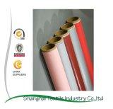 Tela de fibra de vidrio recubierto de caucho de silicona/tela, tela de goma de sílice/hoja