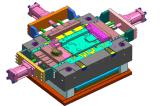 Herramienta de aluminio de la impresión para la pieza del filtro en industria electrónica