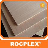Tarjeta Shuttering concreta de la madera contrachapada de la construcción de Rocplex 1220mm*2440mm*3m m--21m m