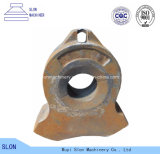 Personnalisé de haute qualité de l'acier Marteau de moulage de pièces de déchiquetage