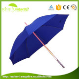 De nieuwe PromotieGloed van de Gift in de Donkere LEIDENE van de Paraplu LEIDENE van het Handvat Lichte Paraplu