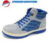 Новый тип большинств популярные ботинки PU верхние вскользь для людей