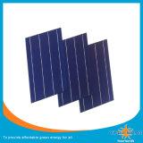 silicone solar/pilha/bolacha policristalinos de 4bb 5bb/Monocrystalline