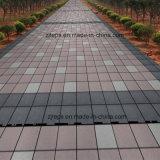 Pavimentazione d'abbellimento antisdrucciolevole del giardino ecologico per il modo del piede/pavimentazione laterale/costruzione commerciale