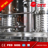 Дистиллятор Tun оборудования винзавода пива нержавеющий