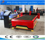 Tipo cortadora del CNC del plasma, máquina para corte de metales del vector del plasma