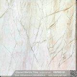 Material de construcción gris mármol pulido de suelos de porcelana esmaltada con piso de mosaico (VRP6D021)