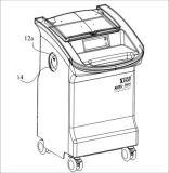 Équipement médical, matériel de diagnostic radiographique, scanner de densité minérale osseuse