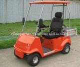Apropriado para o carro da companhia de eletricidade do jardim 2-Seater das frutas e verdura