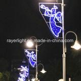 街灯のための柔らかいロープライト装飾をつけるLEDロープ