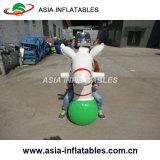 Надувные пони гонки переходов воздушных герметичный лошадь