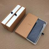 Handmade галстук шерстей 100% сплетенный шелком серый