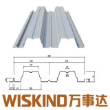 Piattaforma di pavimento d'acciaio di costruzione del metallo di Wiskind