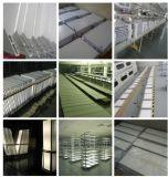 Antirreflejo de 600x600mm 2pies panel LED de luz para el panel de techo
