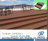 Solive de composites de bois ignifugé de plastique sous le pontage