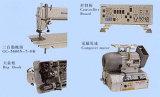 De Alta Velocidad automático gancho grande Lockstitch aguja simple máquina de coser