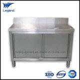 Les armoires de base en acier inoxydable avec la conception de nationaux de brevets