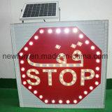 Indicatore luminoso di segnale della scheda del segnale stradale di alta qualità