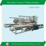 Máquina de alta freqüência da selagem de 75 quilowatts com as canelas laterais para produtos infláveis