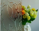 Textura de vidrio templado