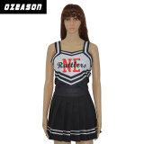 Краска Ozeason облегченная полная сублимировала девушок Cheerleading платье