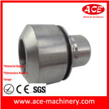 La tornillería de aluminio de alta Precison parte maquinaria