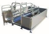 Embalaje de parto del cerdo del equipo del cerdo para la puerca y el cochinillo