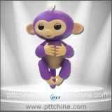 Mono de los pececillos del conjunto de ampolla, el mejor regalo de los cabritos para el día de la Navidad
