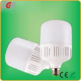 La Jaula redonda plana gran bombilla LED con alta lúmenes iluminación industrial Venta caliente bombillas LED