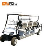製造業者の供給の電池式の8つのシートのゴルフカート