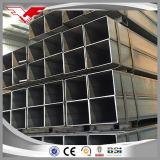 Tubo d'acciaio saldato nero della sezione vuota quadrata di S235jr per la struttura