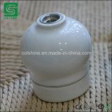 Colshine E27 Retro keramische Lampen-Halter-Porzellan-hängende Lampen-Kontaktbuchse für Innendekoration