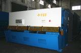 Máquina hidráulica da tesoura do feixe da guilhotina/balanço (QC12Y-8*2550)