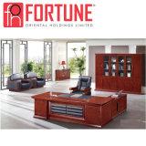 MDF 호화스러운 하이테크 고전적인 사무실 책상 사무실 테이블 (FOH-A69242)