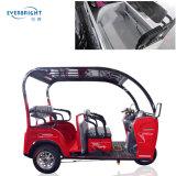 Fahrzeug-elektrisches Passagier-Dreirad Tuk Tuk des Rad-1000W drei