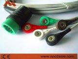 Medtronic Physio Control 11110-000066 Cable de ECG con broche