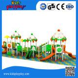 Cour de jeu extérieure de modèle les plus neufs des enfants de qualité pour le parc d'attractions