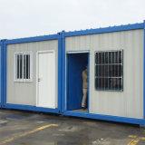 Het Huis van de container met de Geprefabriceerde Bouw van het Huis