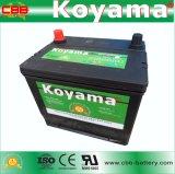 Batterie d'accumulateurs marine de véhicule de Bci de batterie de Mf85-610 12V 60ah