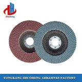 De bonne qualité pour les disques abrasifs de volet de l'alumine Meulage de métal