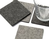 Caboteurs 100% carrés de polyester pour des cuvettes et des décorations