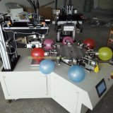 Imprimante rotatoire automatique d'écran de ballon de deux couleurs