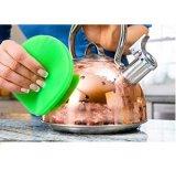 Dishwashing van Bettersponge de Schoonmakende schimmel-Vrije Sponsen van het Silicium