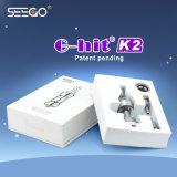 Seego G-Hit K2 Vaporizador Cartucho vacío para Eliquid